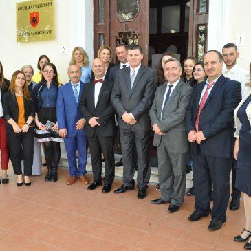 """18 Октомври, 2017 година, Тирана, Албанија – Промоција на книгата """"Gjuha e trupit"""" – Галерија"""