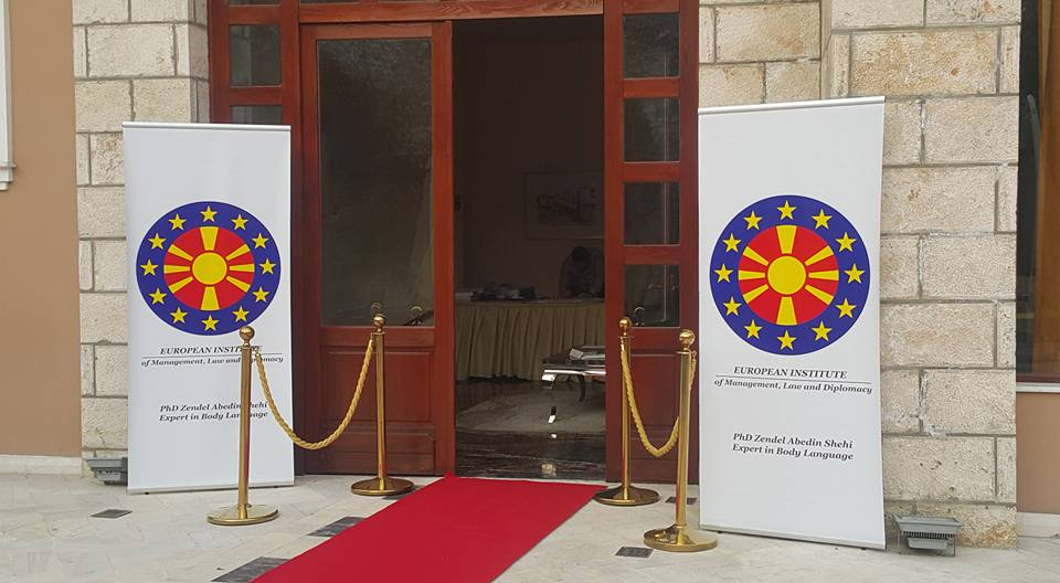 EU Institute Entrance