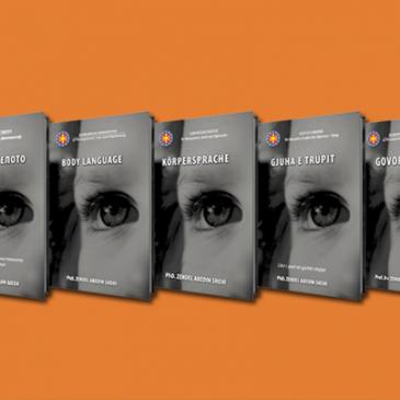 """24 Април, Скопје – Семинар и промоција на книгата: """"Говорот на телото"""""""