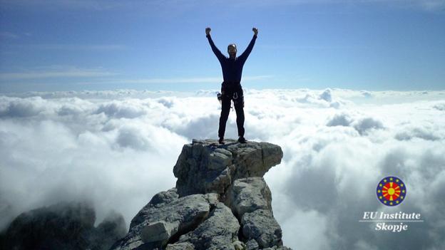 Поставете предизвик и креирајте квалитетна самодоверба