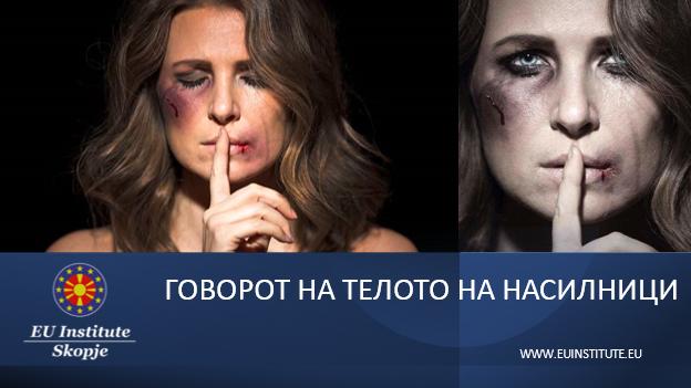 Говорот на телото на насилници