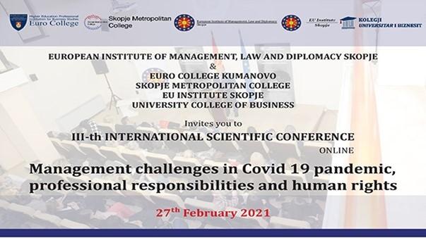 3та Интернационална научна конференција