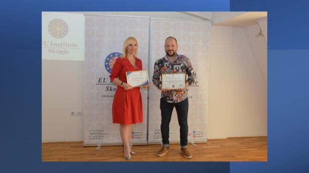 Реализиран меморандум за соработка со Здружение на ЕСТРАДНИ УМЕТНИЦИ на Македонија