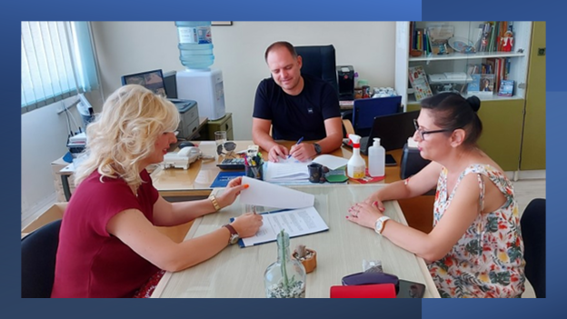 ЕУ ИНСТИТУТ Скопје во соработка со Општина АЕРОДРОМ ќе работи на борба против семејно и родово базирано насилство