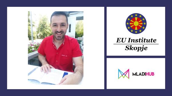 Нов практикант во ЕУ ИНСТИТУТ Скопје