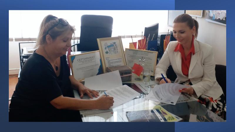 Успешно реализирана работна средба на тема семејно насилство